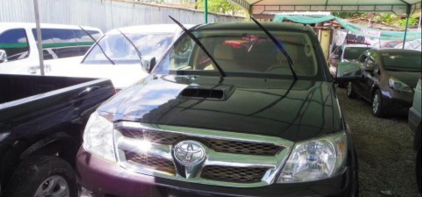 Toyota Hilux 2006 - 8