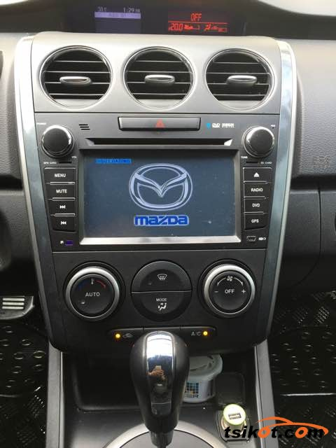 Mazda Cx-7 2011 - 6