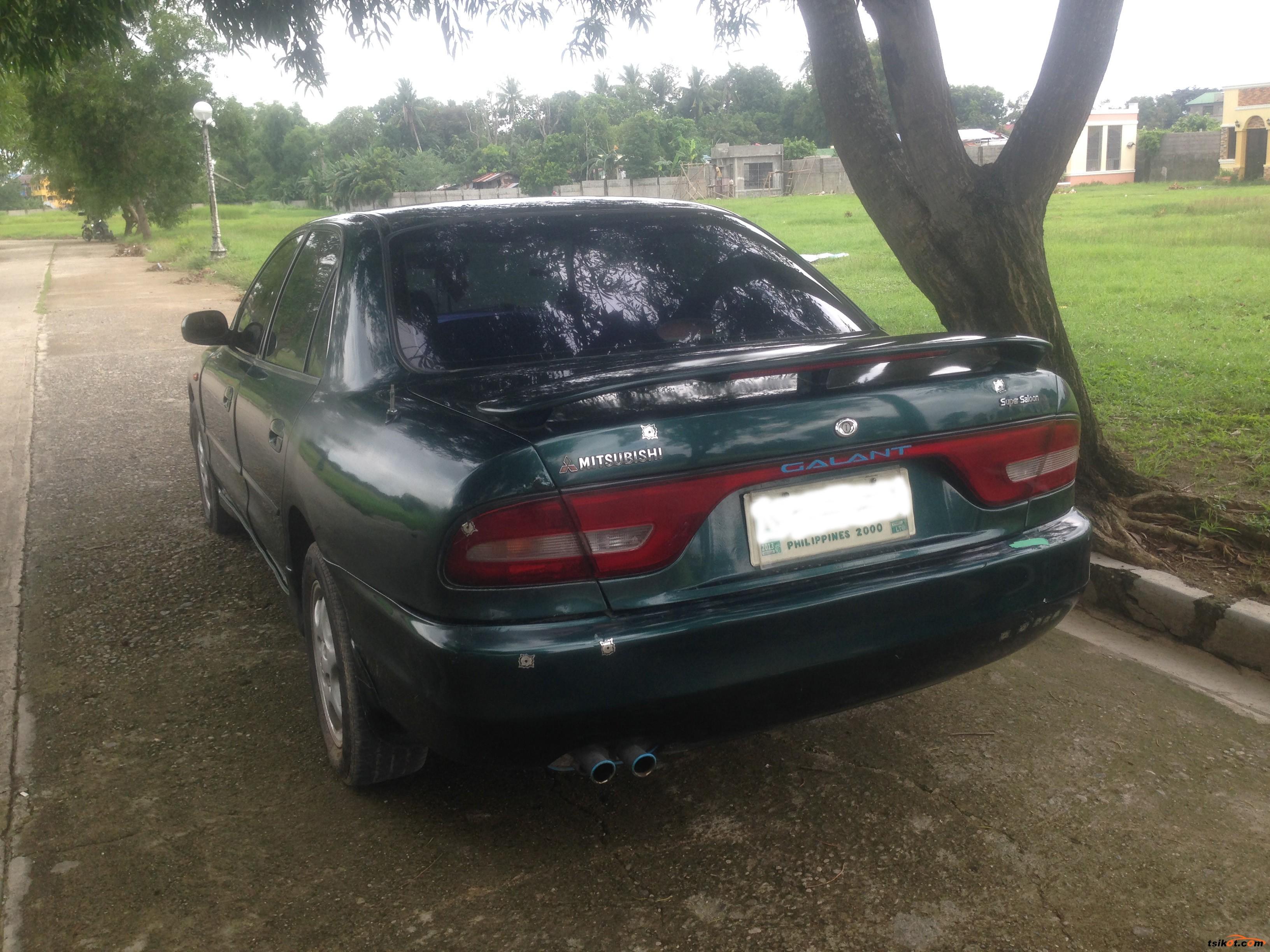 Mitsubishi Galant 1995 - 4