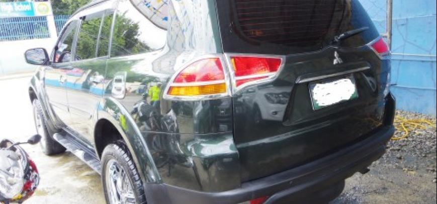 Mitsubishi Montero 2010 - 5