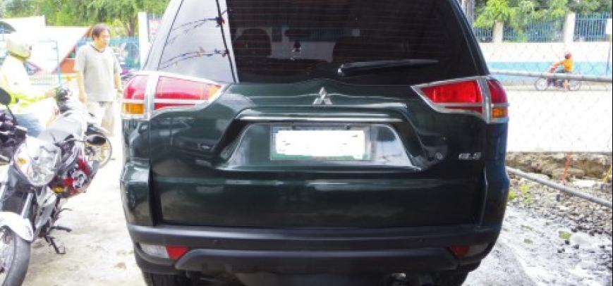 Mitsubishi Montero 2010 - 6