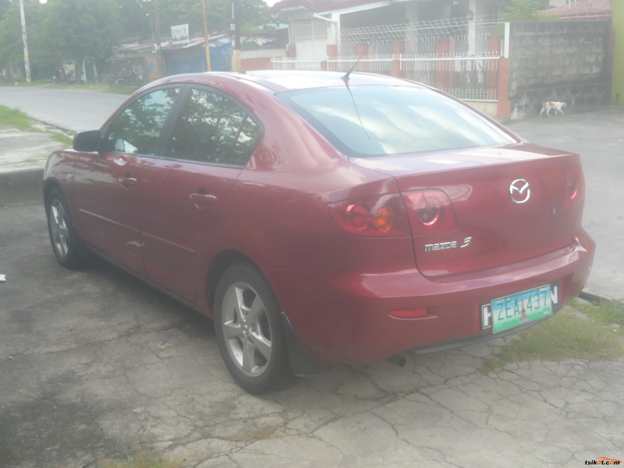 Mazda 3 2006 - 3