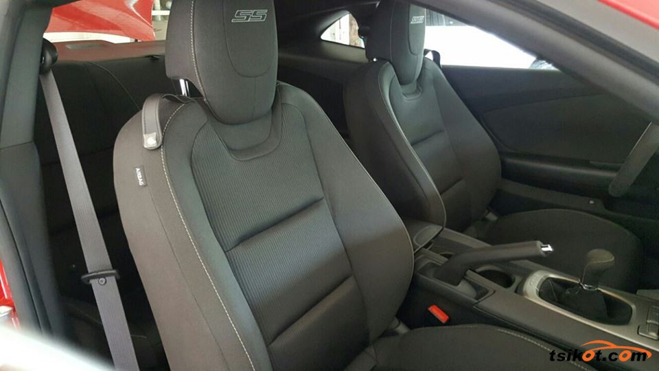 Chevrolet Camaro 2013 - 4
