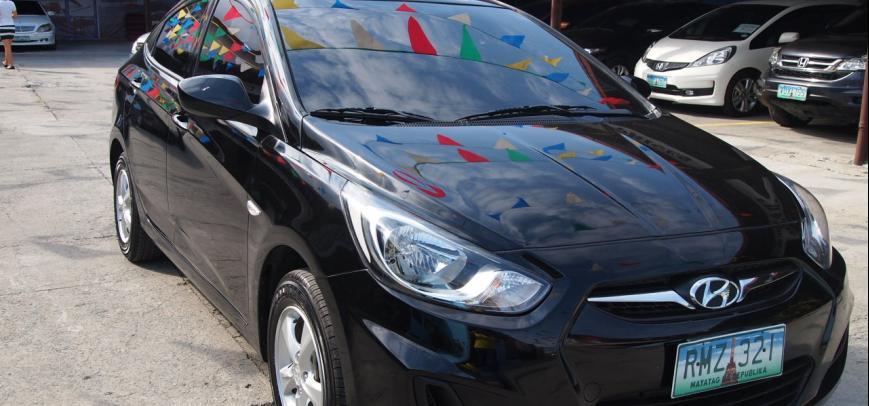 Hyundai Accent 2013 - 11