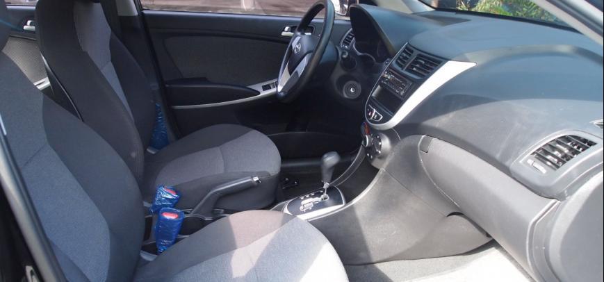 Hyundai Accent 2013 - 15