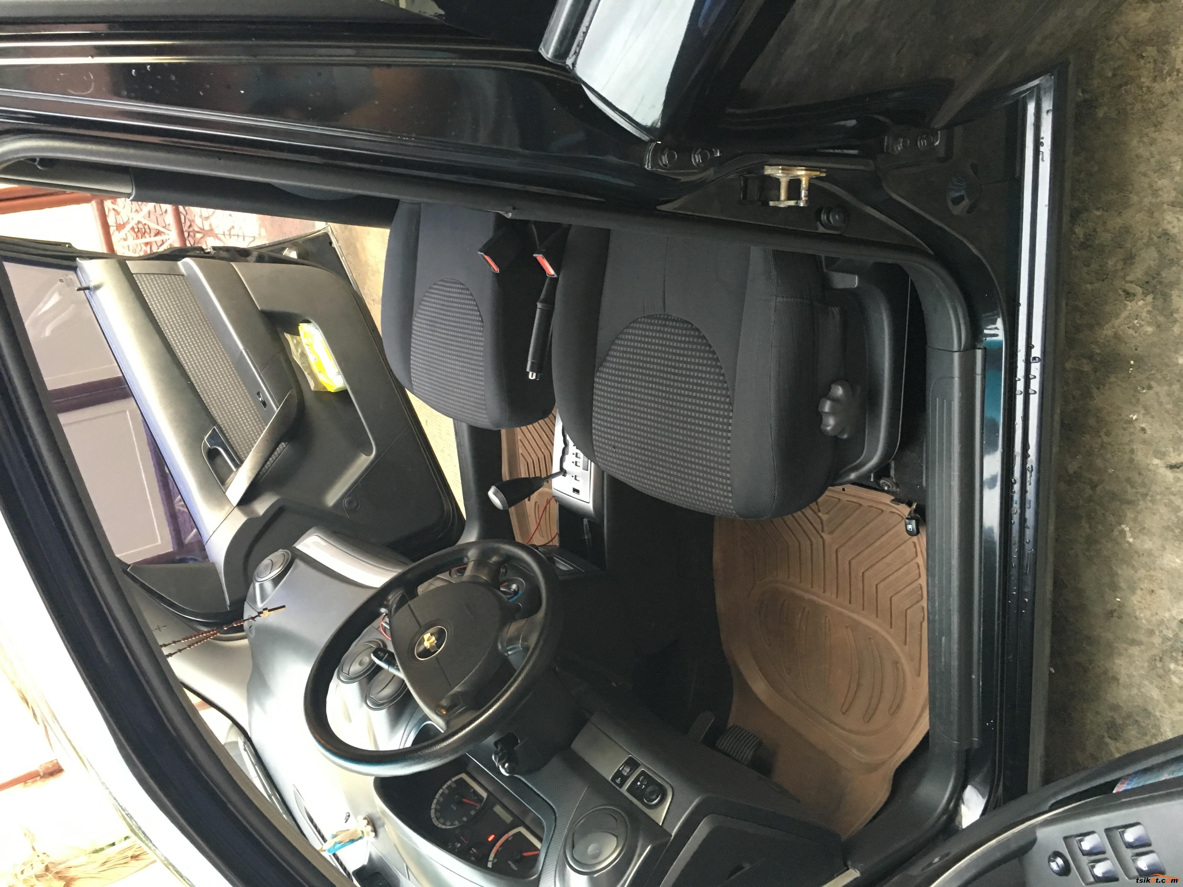 Chevrolet Aveo 2007 - 4