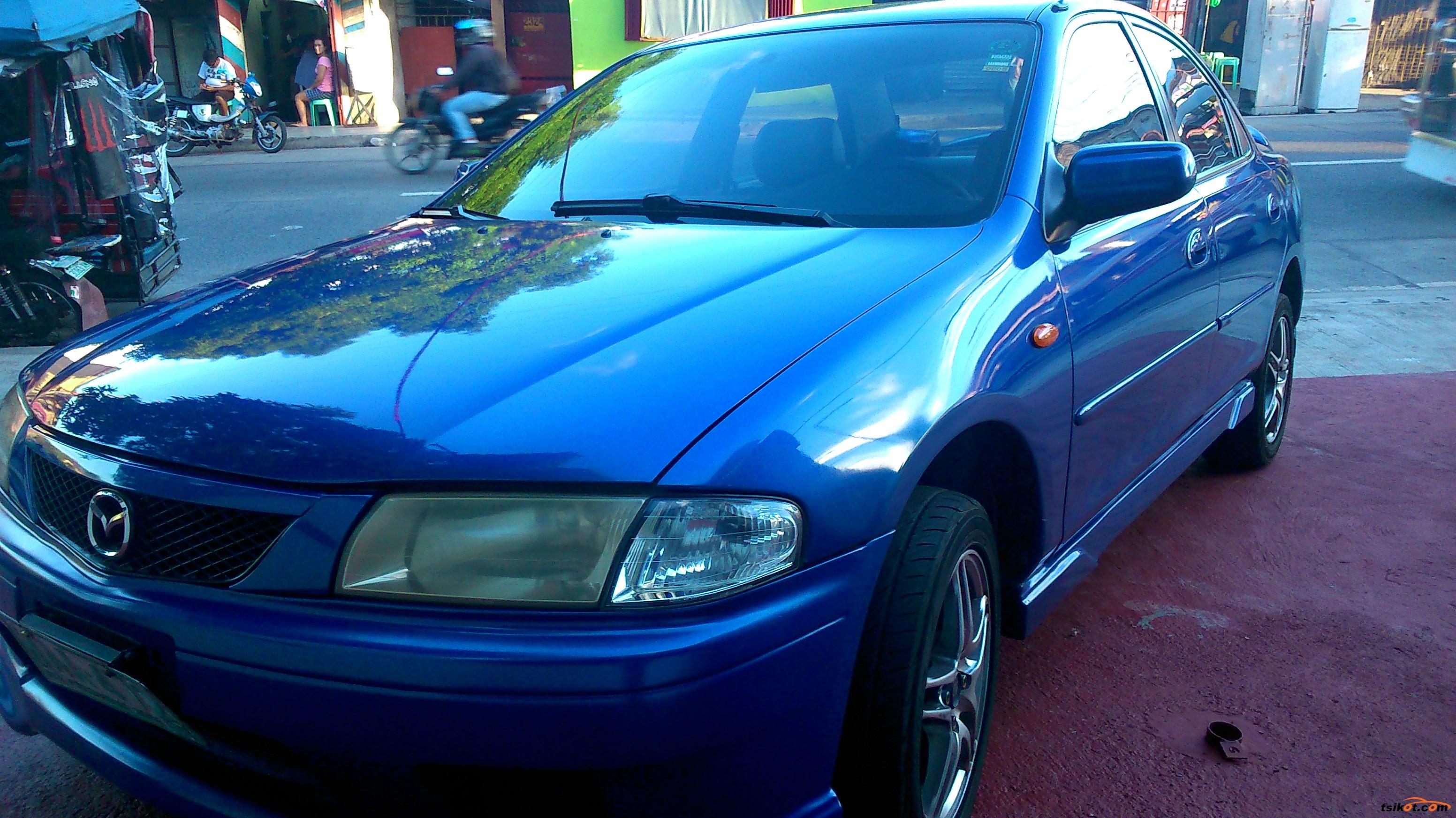 Mazda 323 1998 - 1