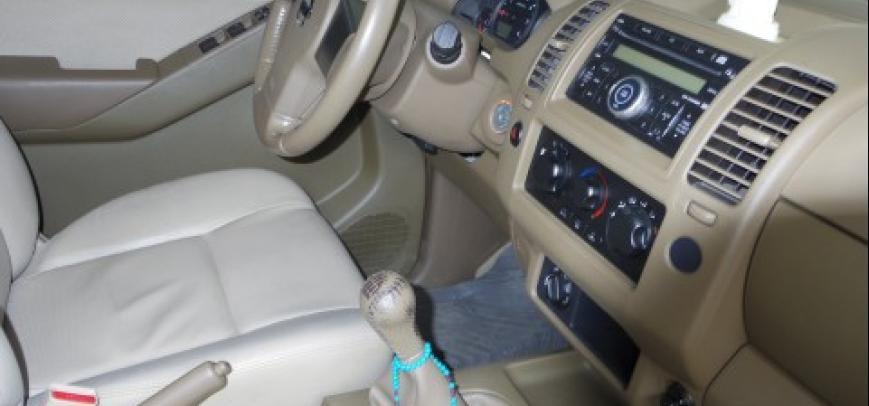 Nissan Frontier 2012 - 2
