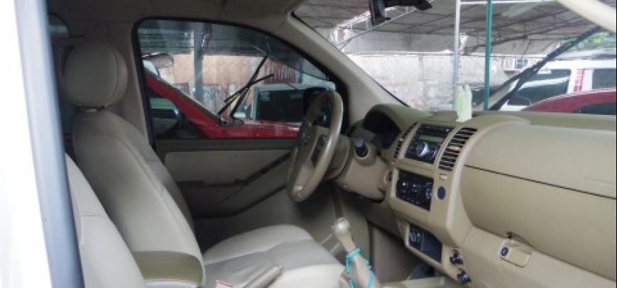 Nissan Frontier 2012 - 3