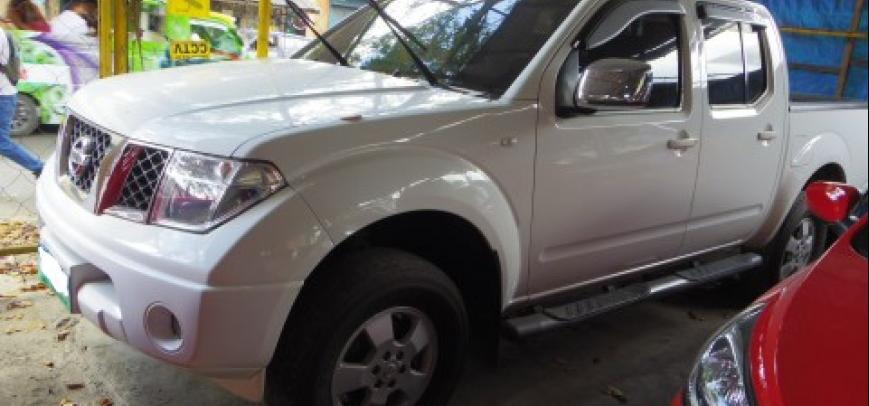 Nissan Frontier 2012 - 5