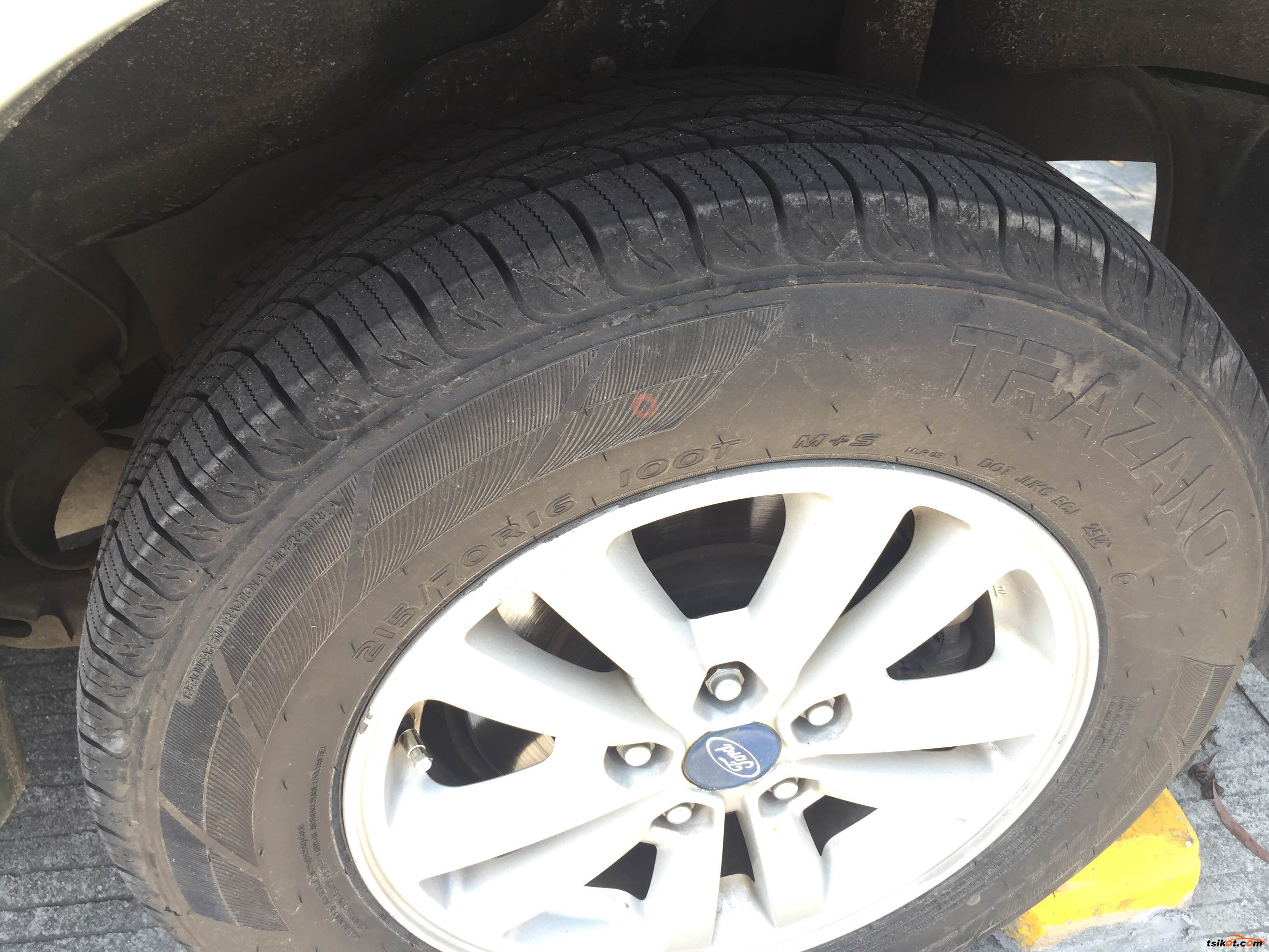 Ford Escape 2012 - 2