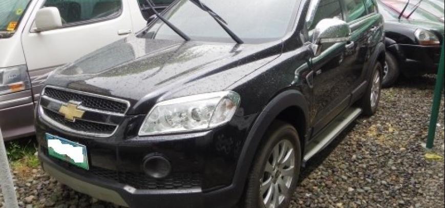 Chevrolet Captiva 2011 - 1