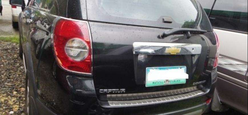 Chevrolet Captiva 2011 - 11