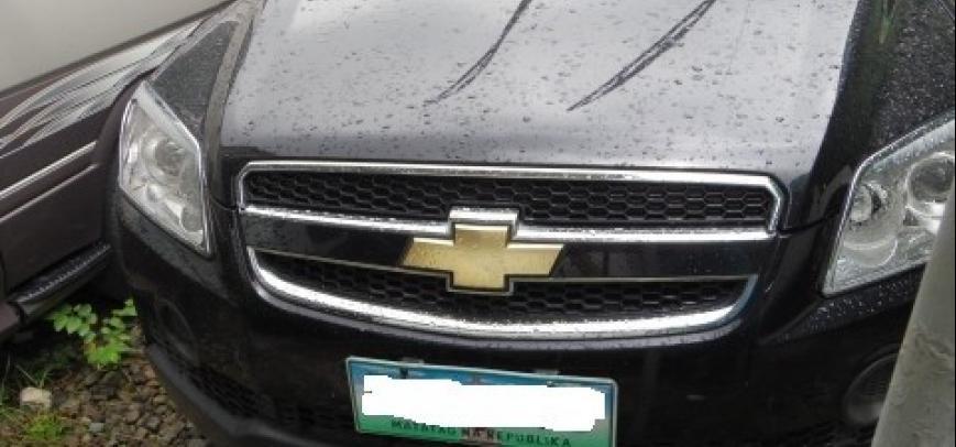 Chevrolet Captiva 2011 - 4