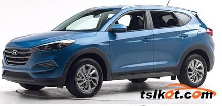 Hyundai Tucson 2016 - 1