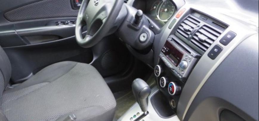Hyundai Tucson 2009 - 11
