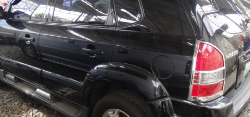Hyundai Tucson 2009 - 12