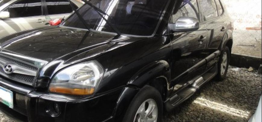 Hyundai Tucson 2009 - 9