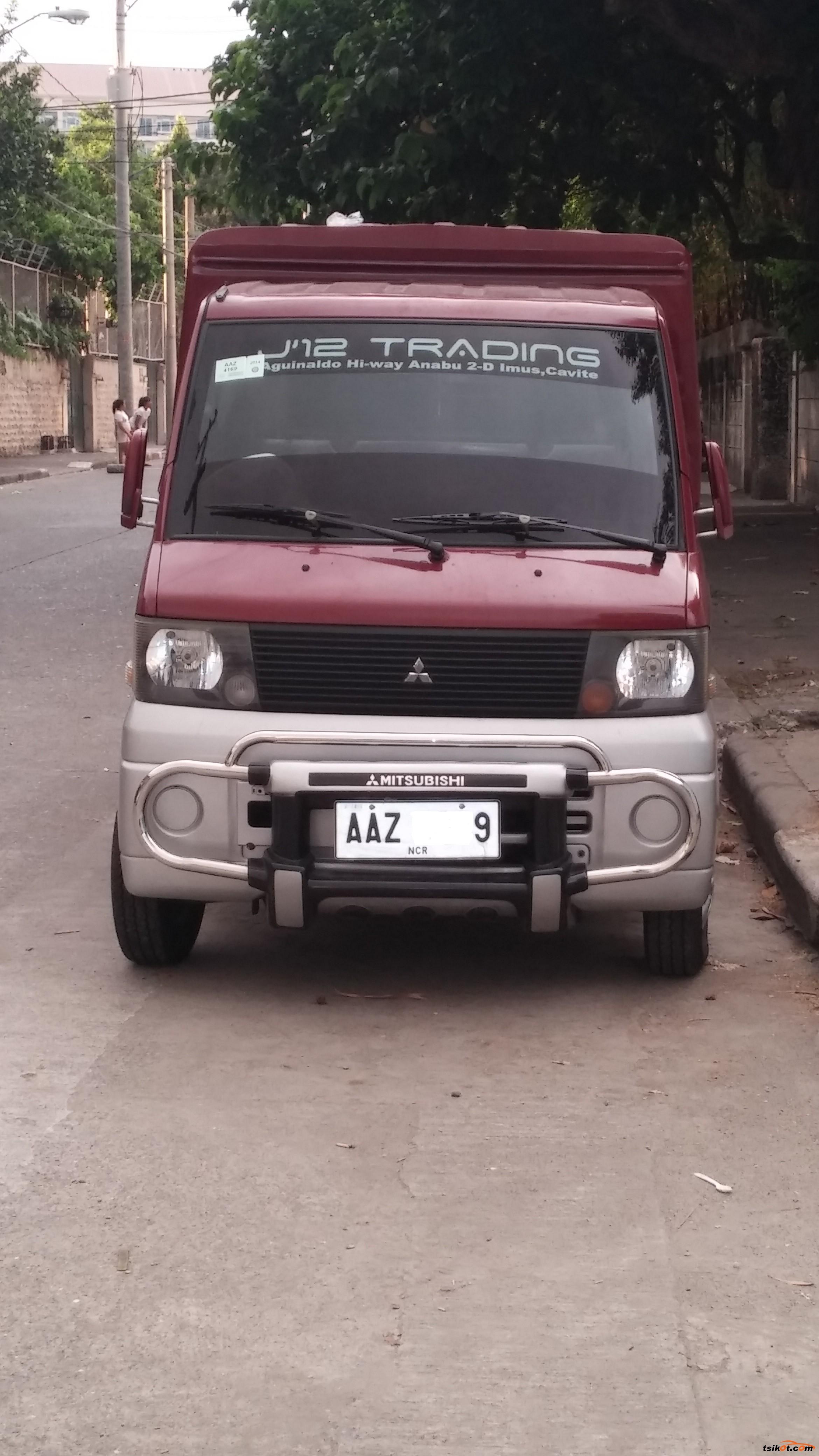 Mitsubishi Jeep 2014 - 4