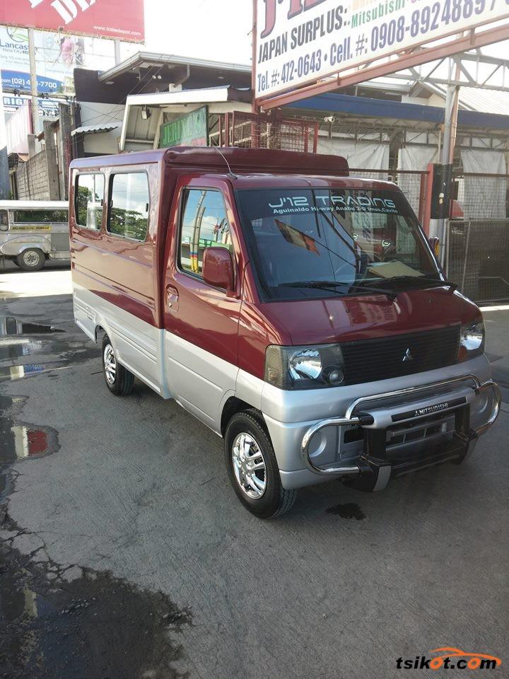 Mitsubishi Jeep 2014 - 1