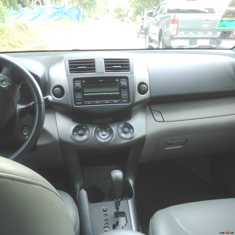 Toyota Rav4 2009 - 10