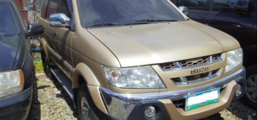 Isuzu Sportivo 2006 - 5