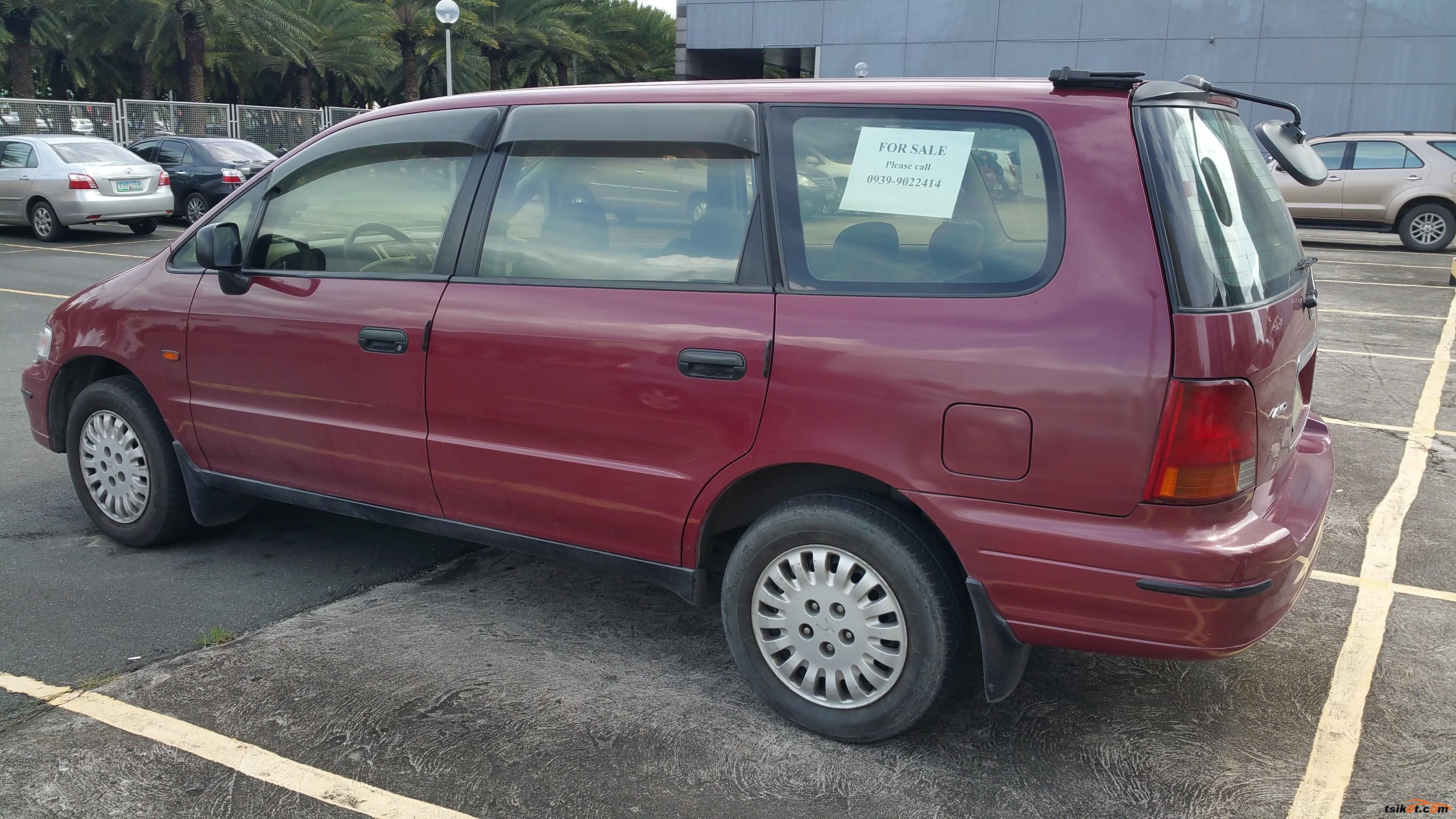 Honda Odyssey 1997 - 1