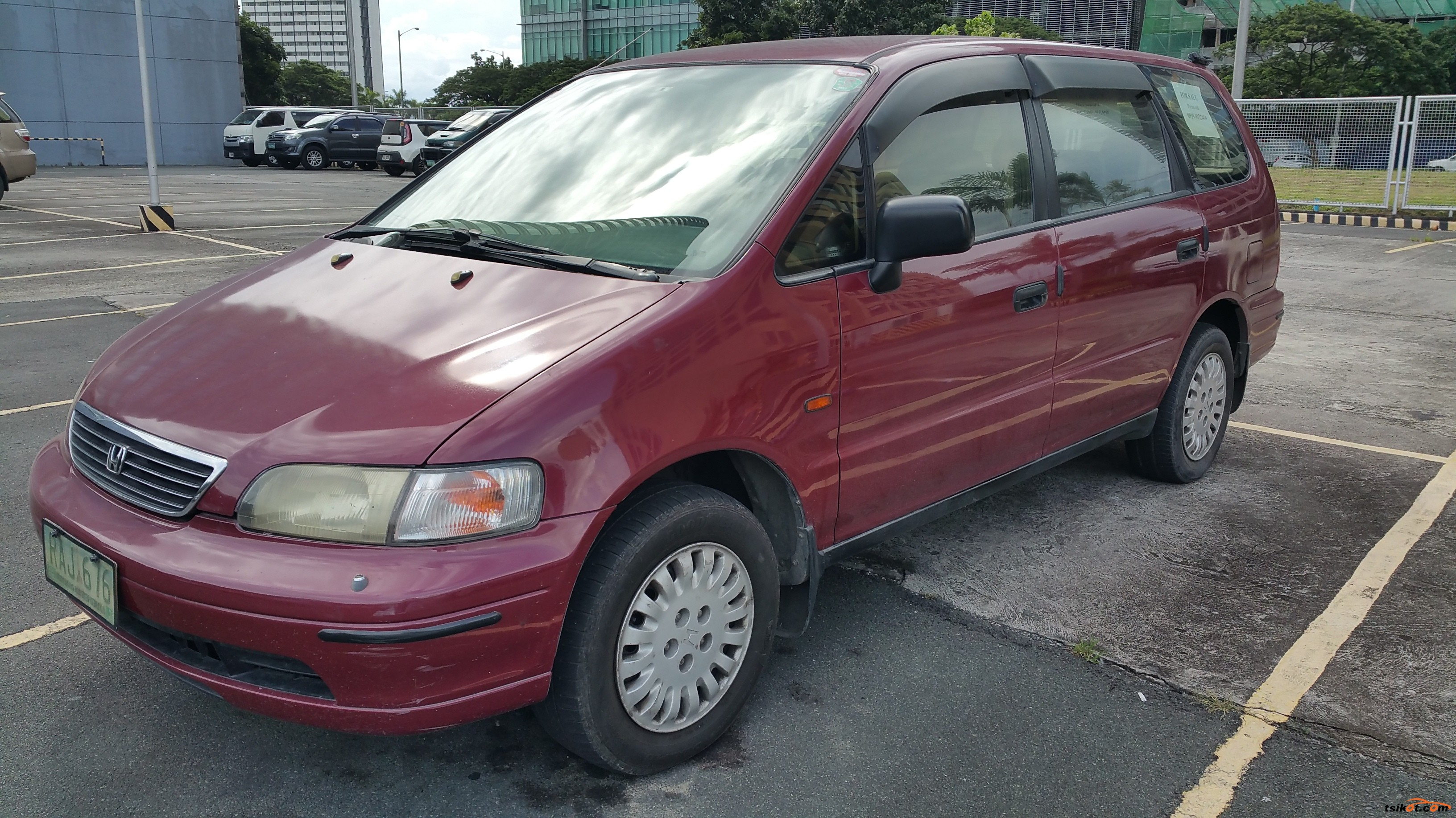Honda Odyssey 1997 - 2