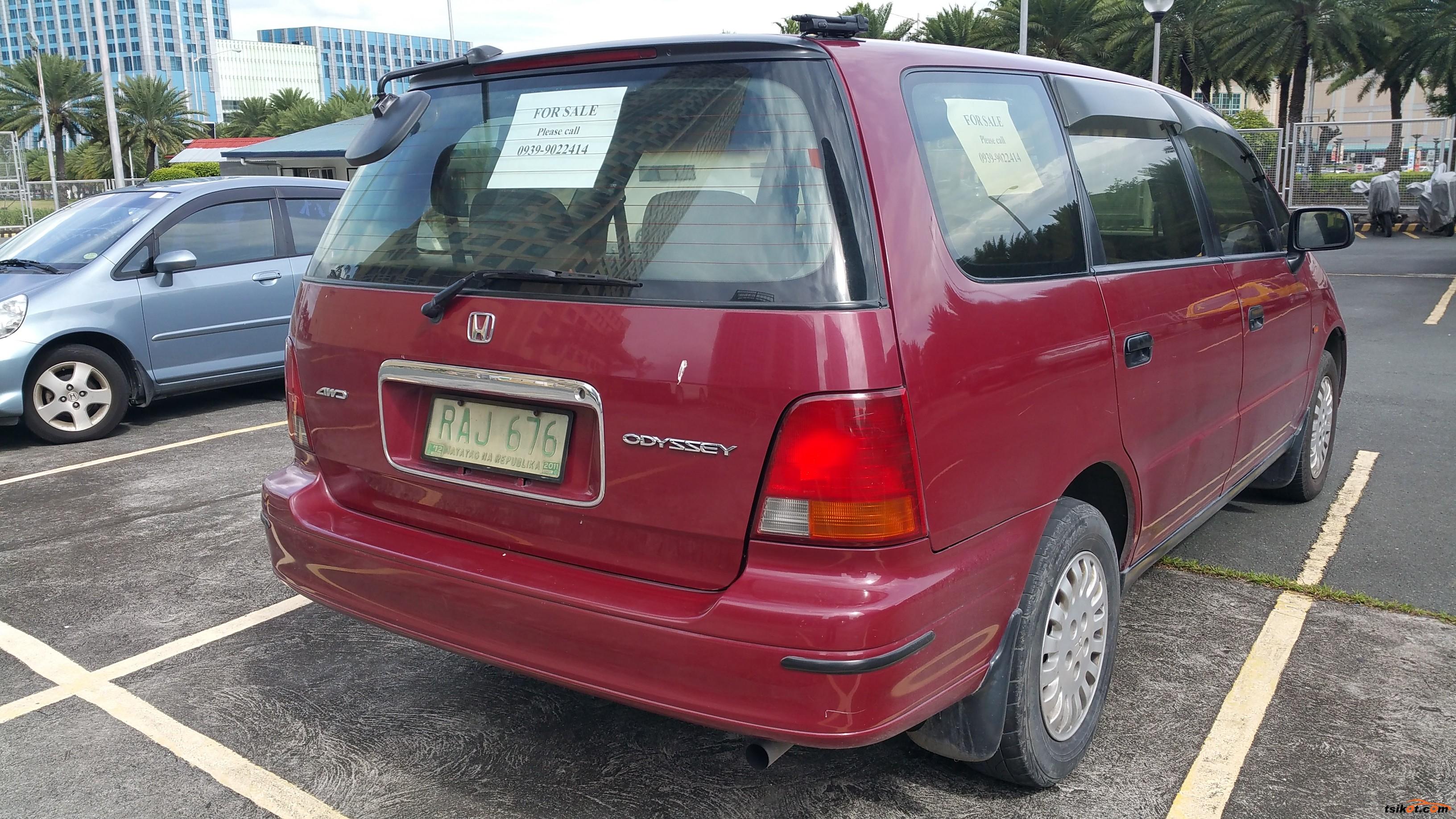 Honda Odyssey 1997 - 5
