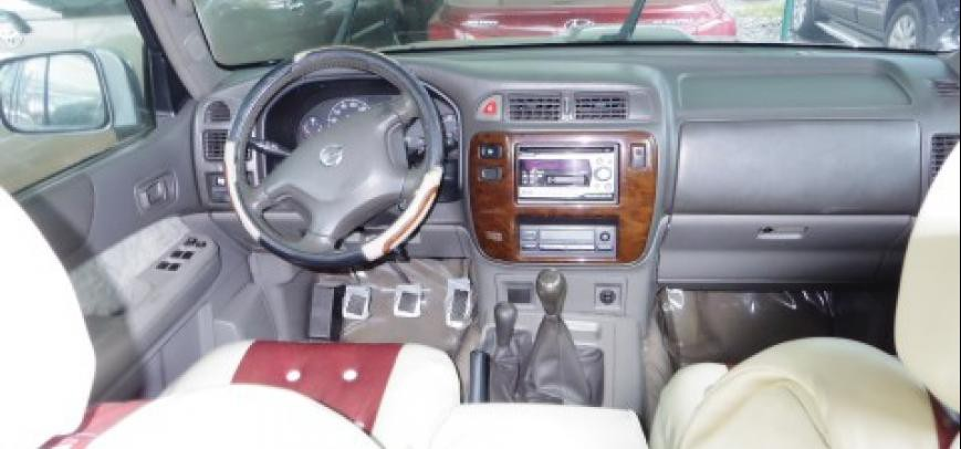 Nissan Patrol 2005 - 10