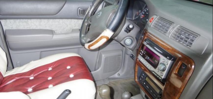 Nissan Patrol 2005 - 12