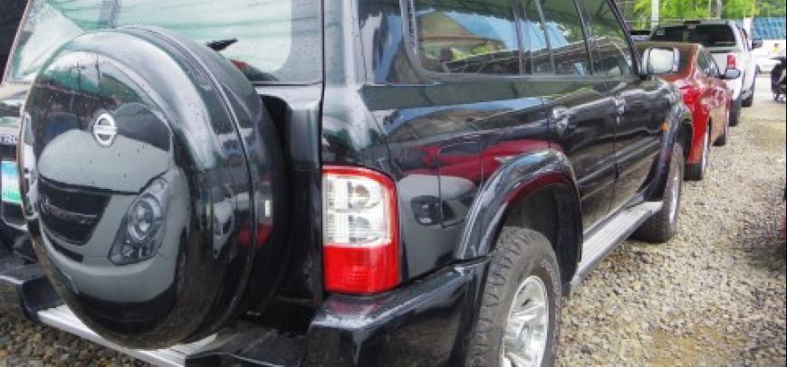 Nissan Patrol 2005 - 5