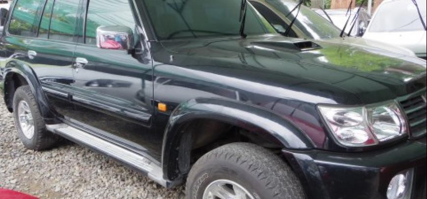 Nissan Patrol 2005 - 8