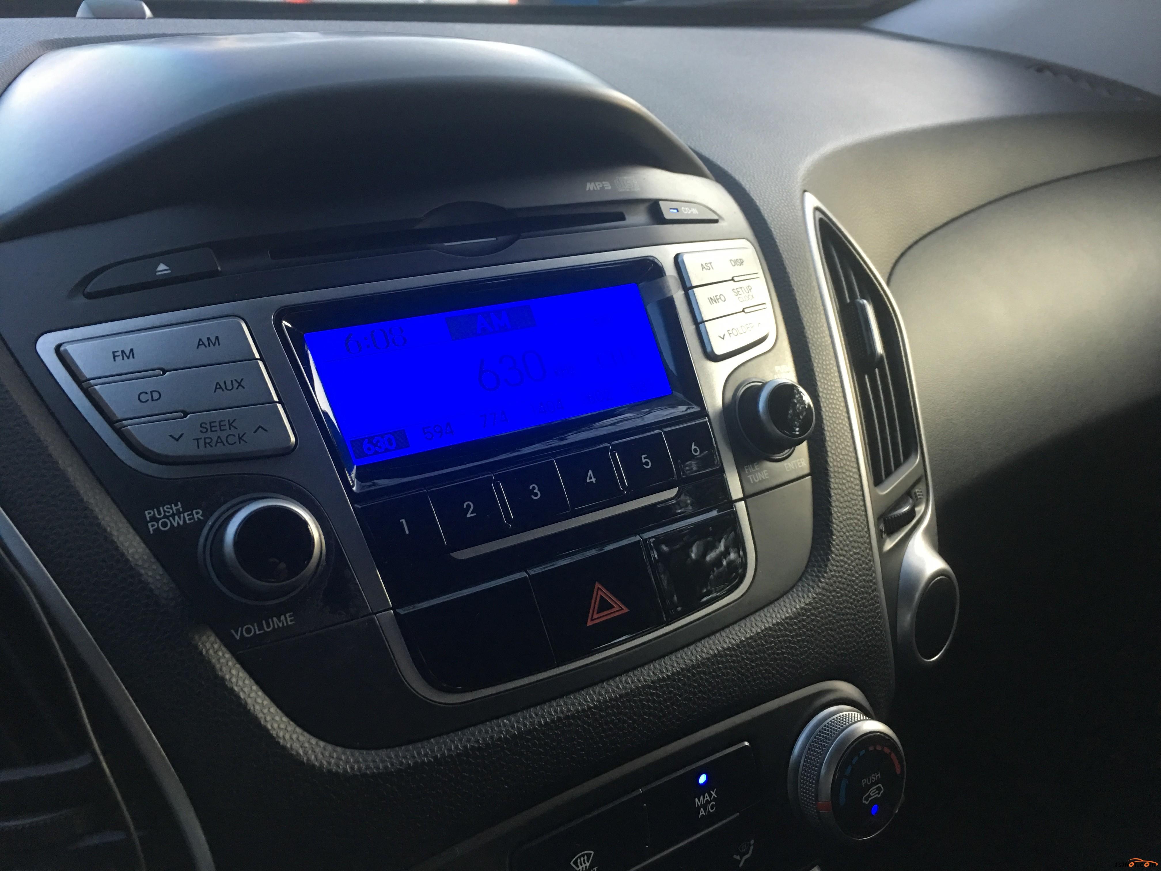 Hyundai Tucson 2011 - 7