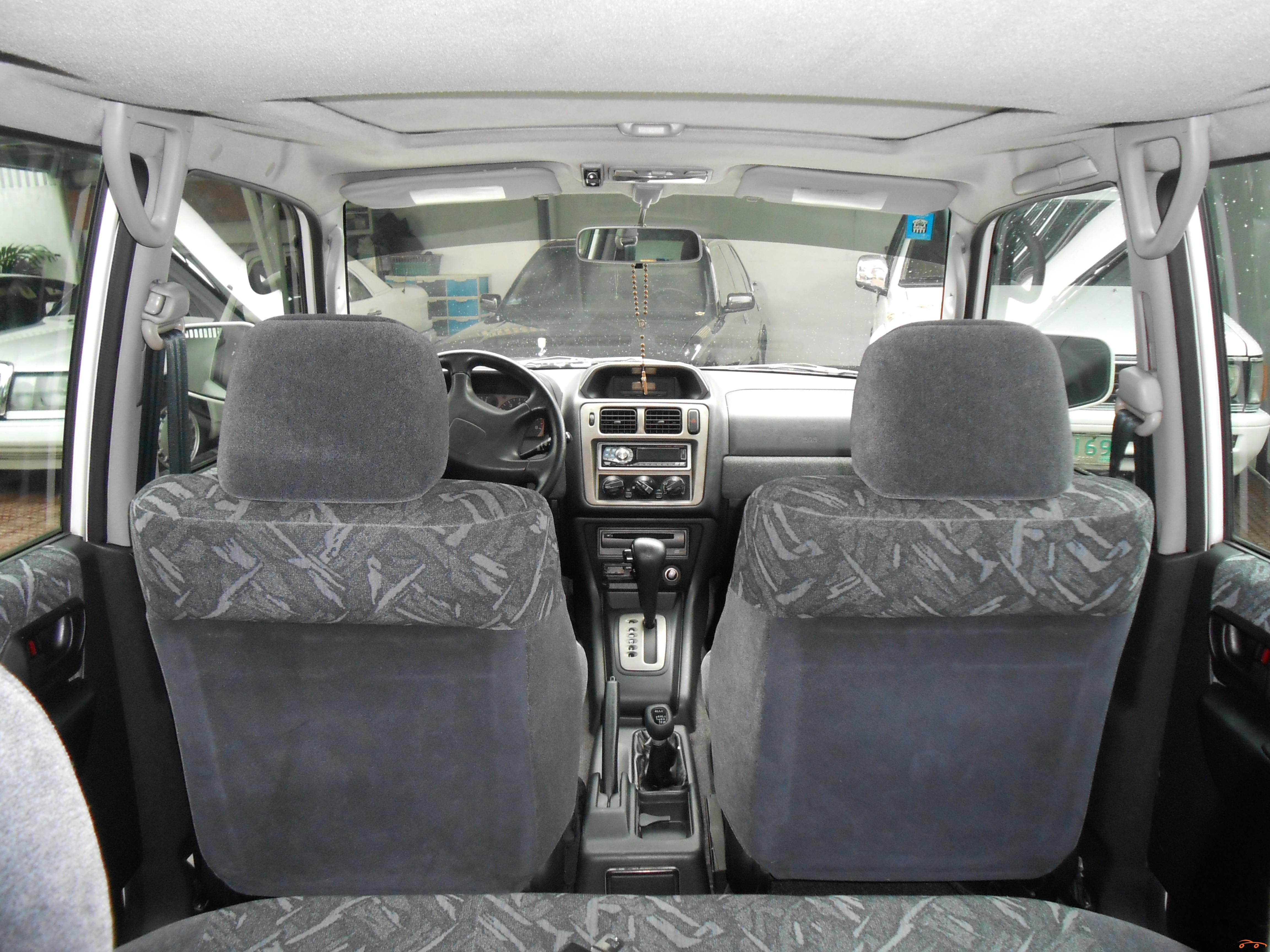 Mitsubishi Pajero 2001 - 5