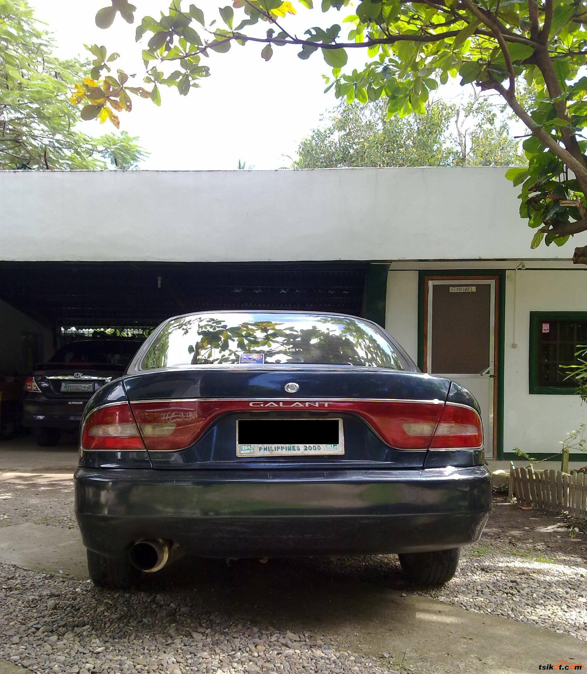 Mitsubishi Galant 1996 - 5