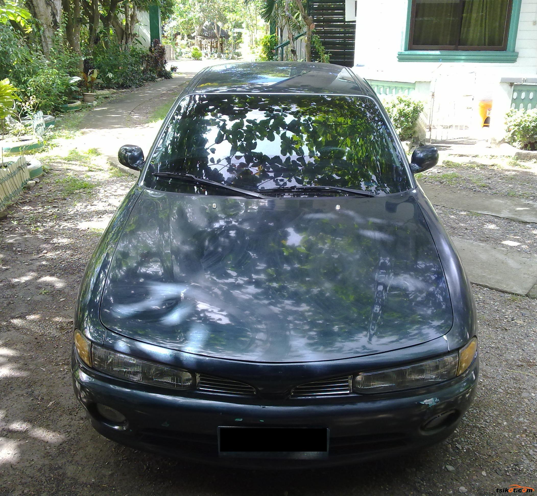 Mitsubishi Galant 1996 - 1