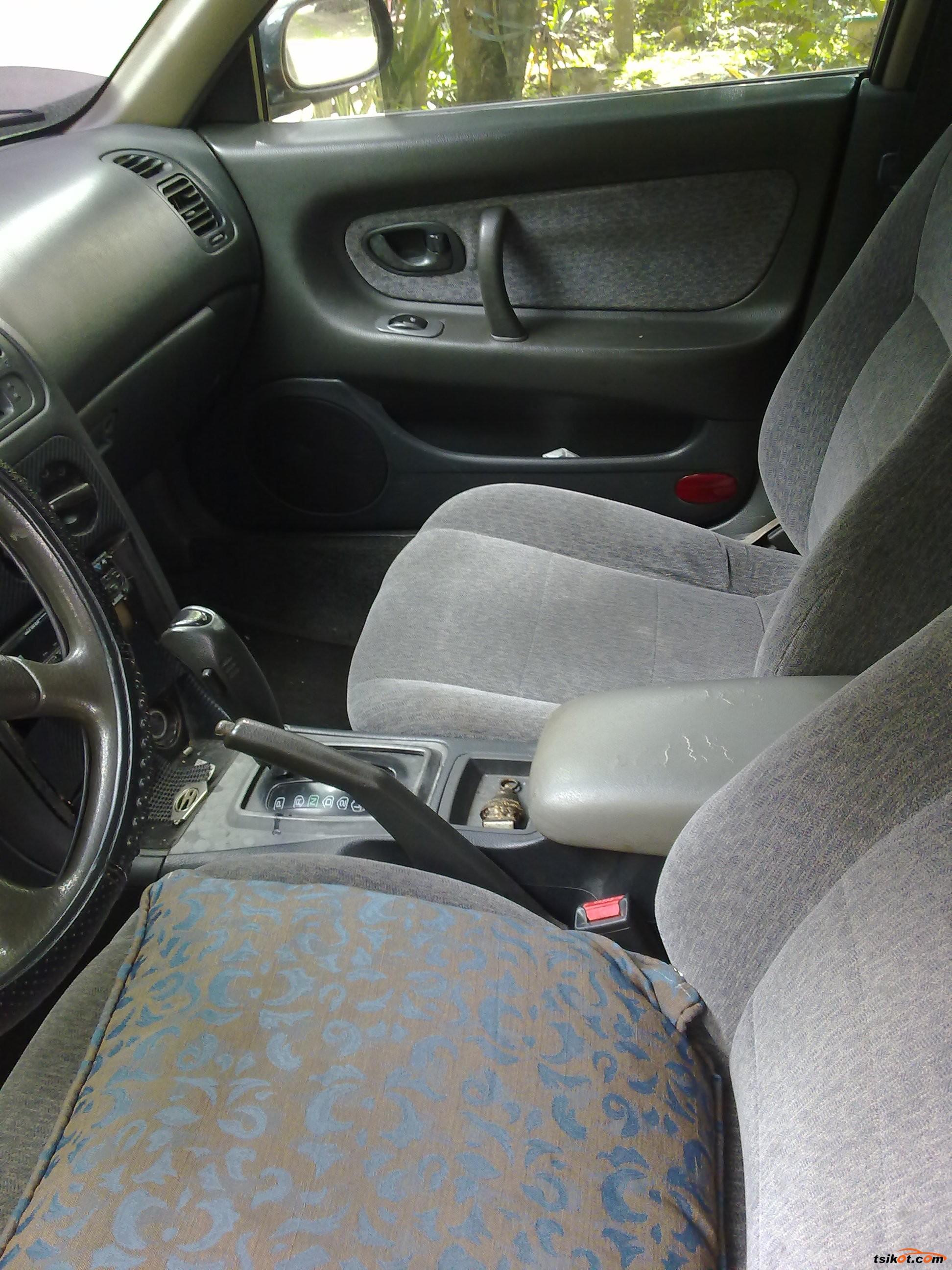 Mitsubishi Galant 1996 - 7