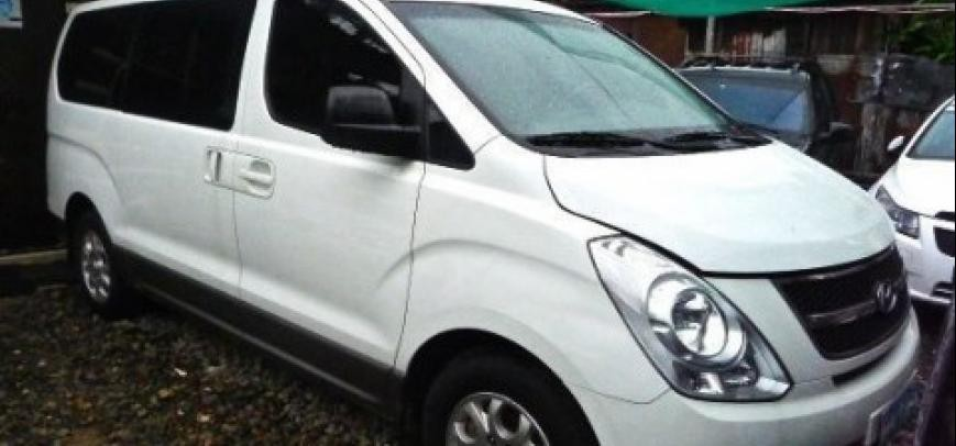 Hyundai Starex 2010 - 6