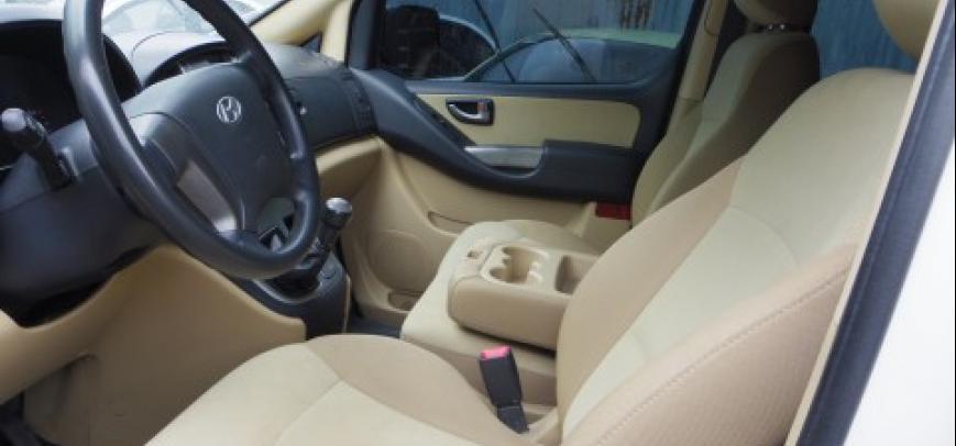 Hyundai Starex 2010 - 8