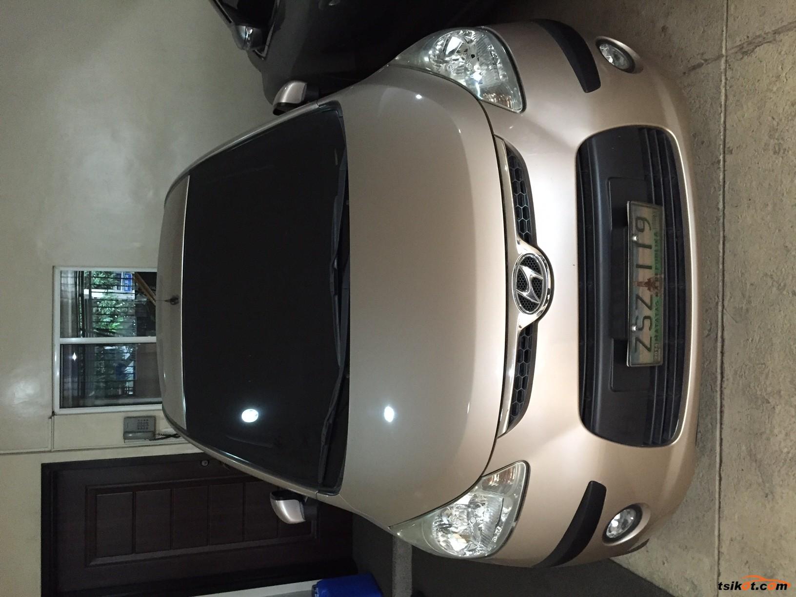 Hyundai I10 2008 - 2