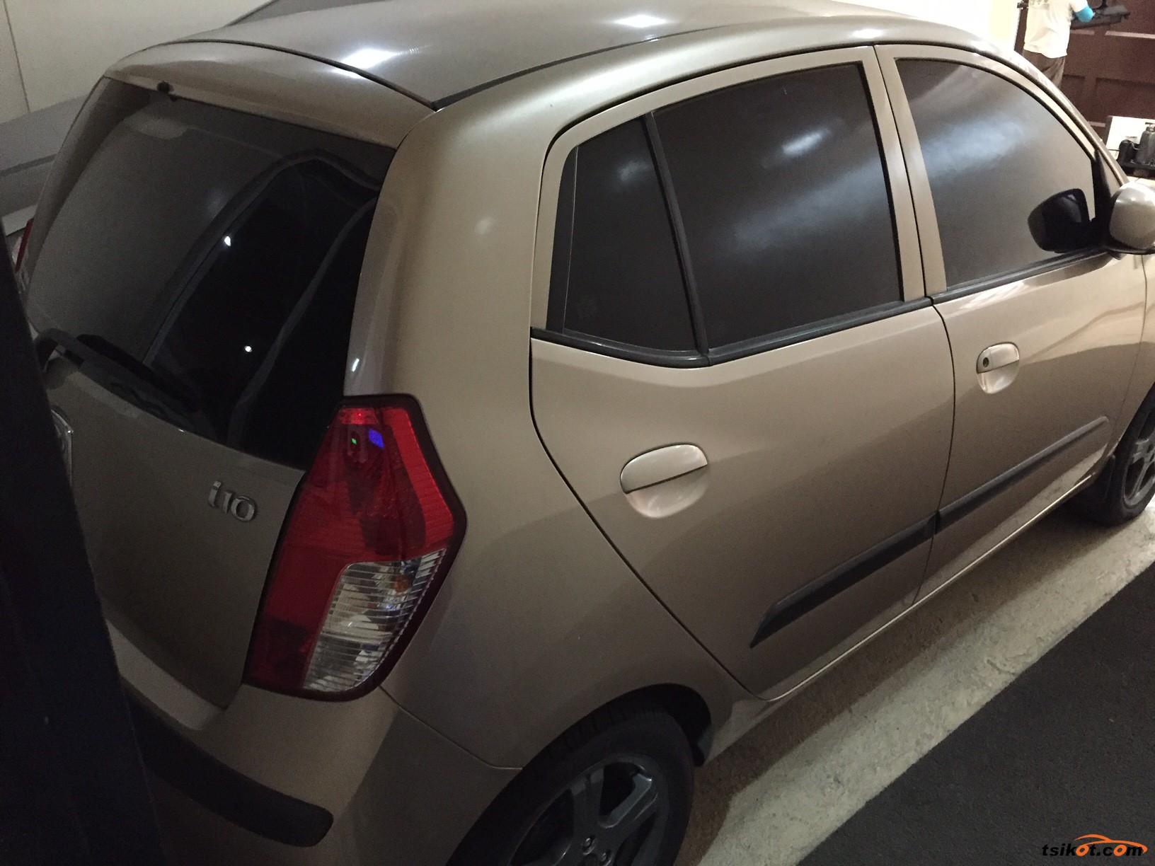 Hyundai I10 2008 - 3
