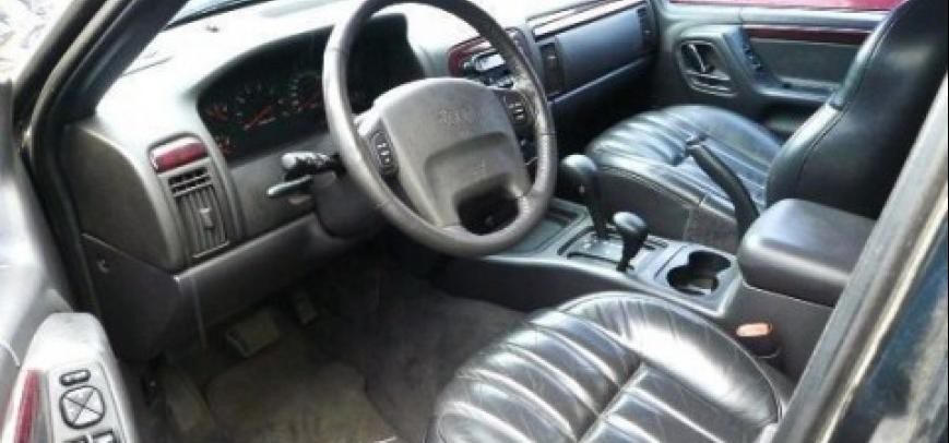 Jeep Grand Cherokee 2000 - 2