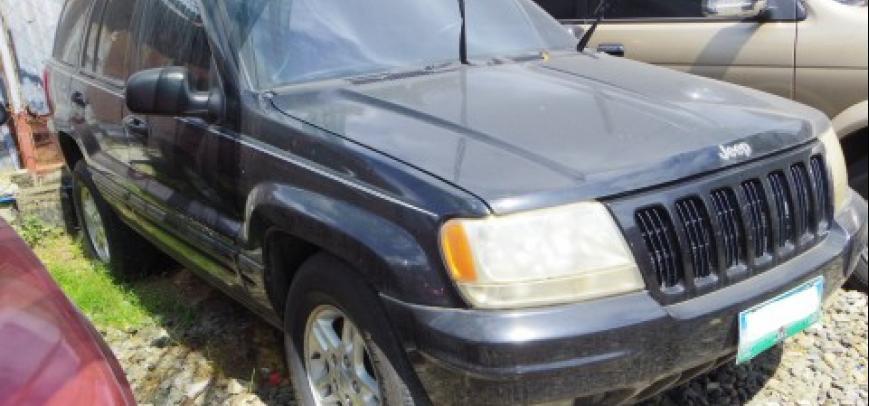 Jeep Grand Cherokee 2000 - 8