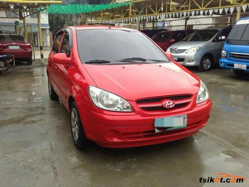 Hyundai Getz 2006 - 3