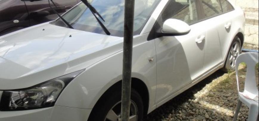 Chevrolet Cruze 2009 - 12