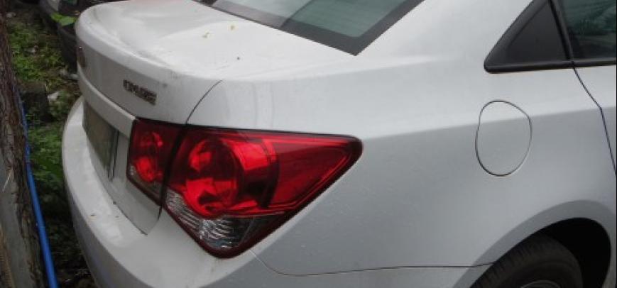 Chevrolet Cruze 2009 - 8