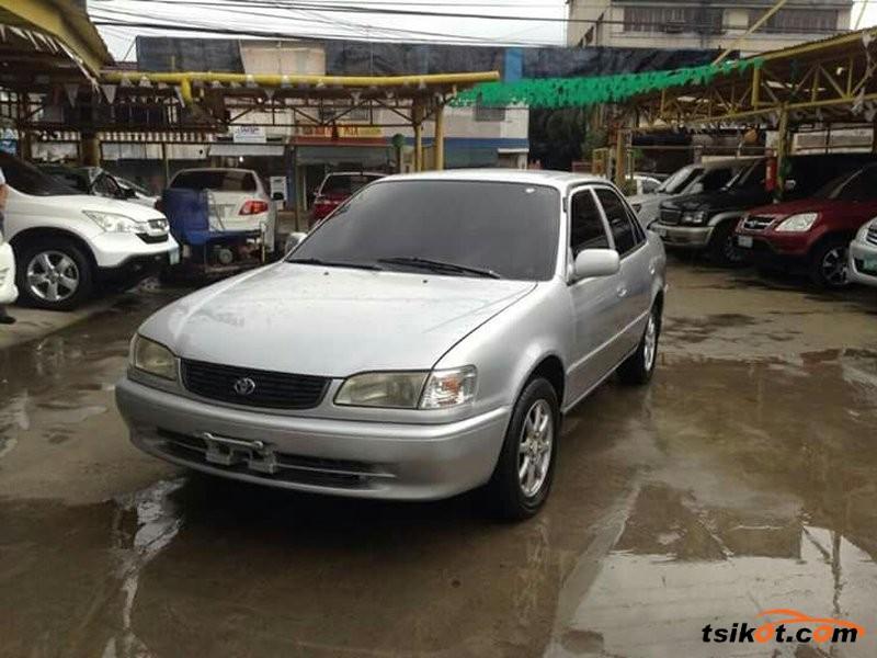 Toyota Corolla 2000 - 2