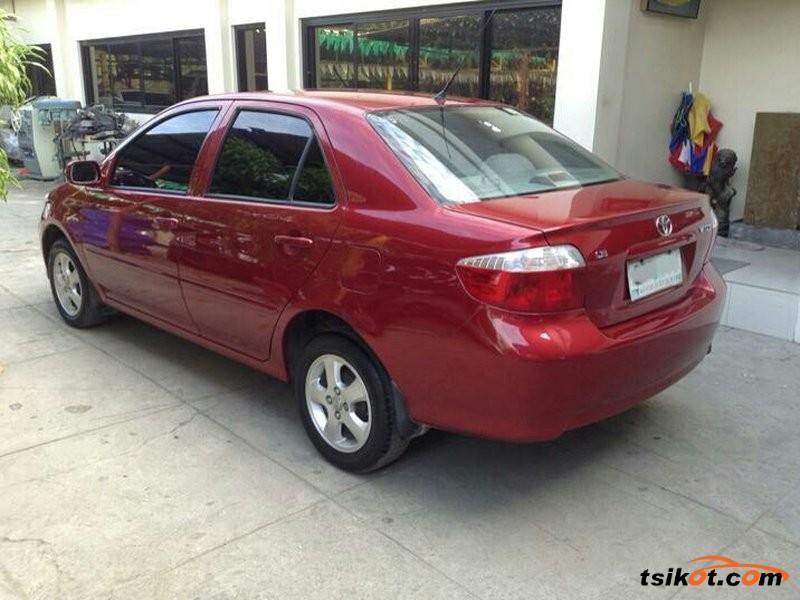 Toyota Vios 2004 - 6