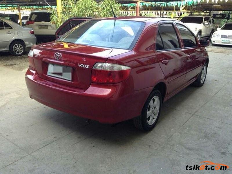 Toyota Vios 2004 - 7